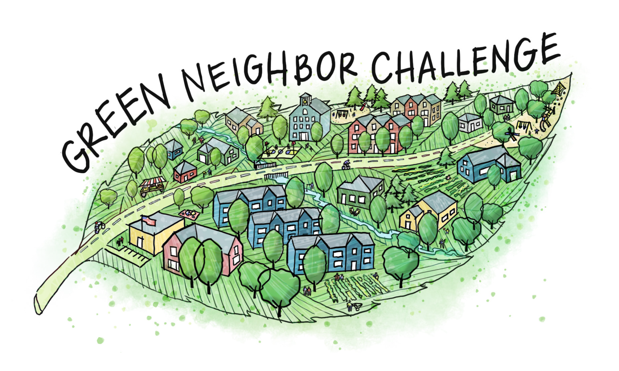 The Green Neighbor Challenge